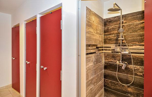douche dortoir